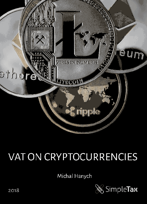 Vat on cryptos - kniha